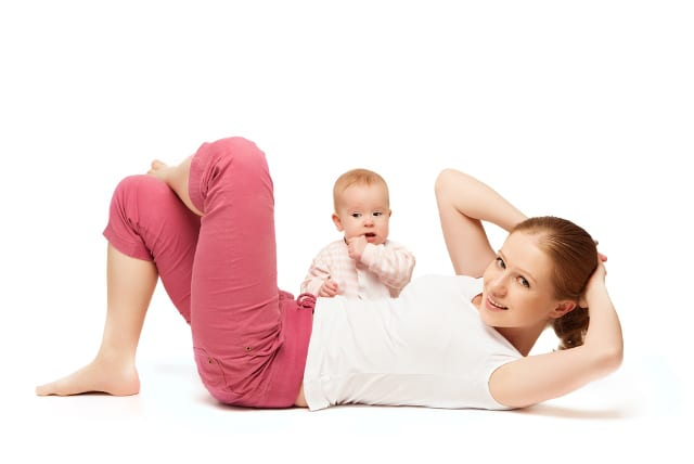 , Motherhood and Fitness: Getting the Balance Right