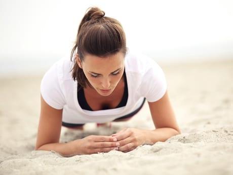 , Workout War. Sit Ups Vs Planks