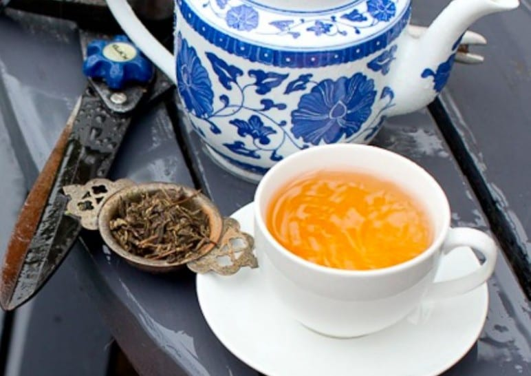 , Tea: Drink to Your Health