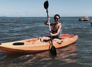 kayak fitness
