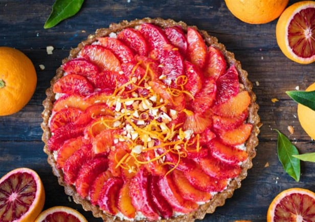 blood-orange-no-bake-tart-616x435