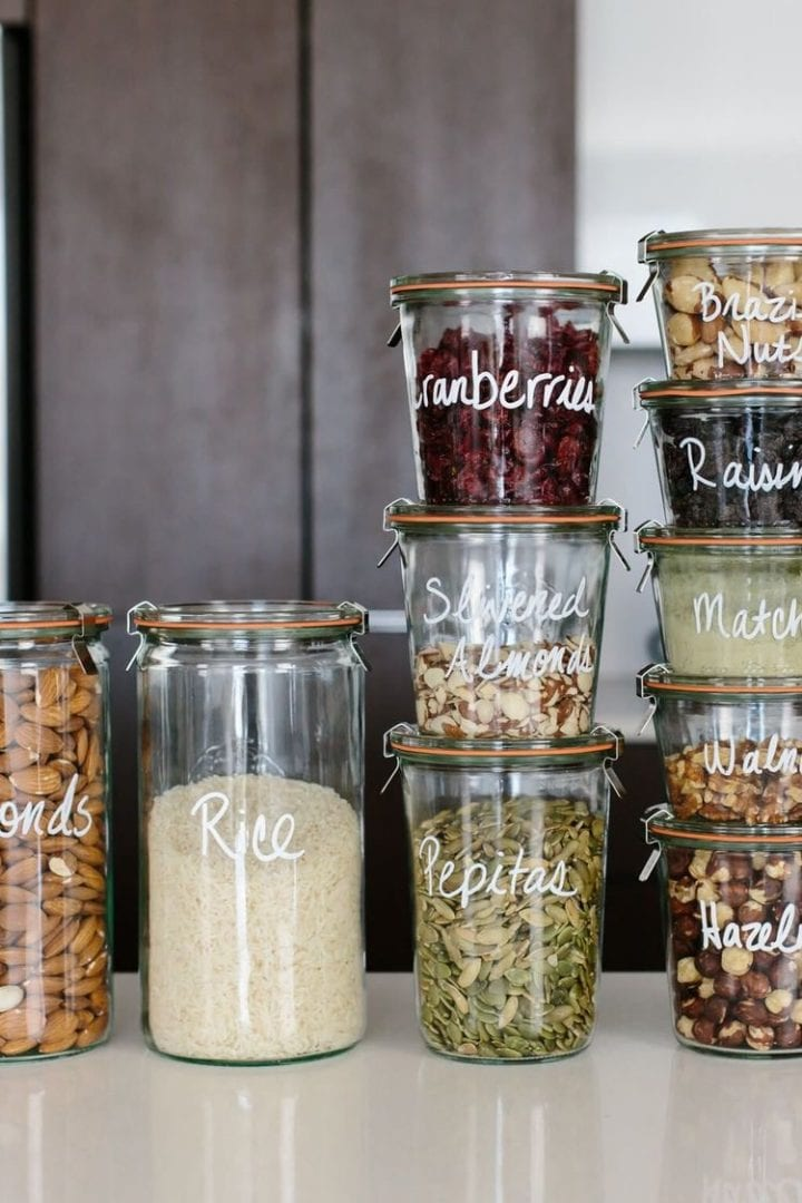 healthy pantry guide, Does Your Pantry Need a Makeover?