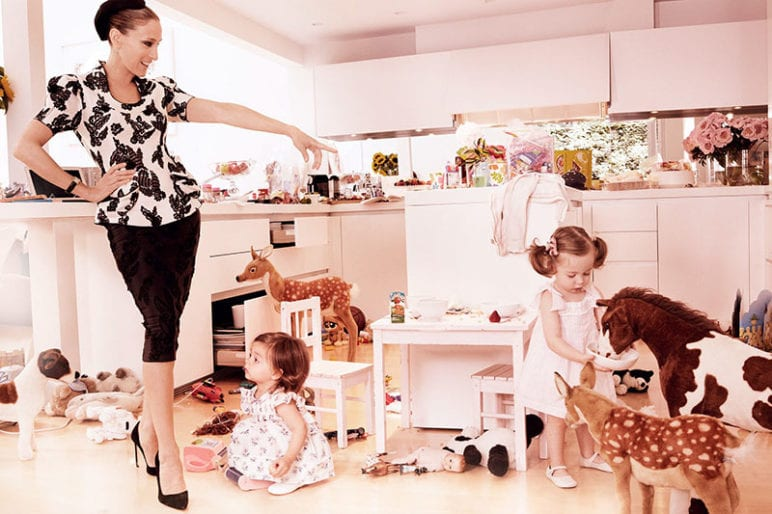 multitasking mother, The Multi-Tasking Mum – Could That Be You?