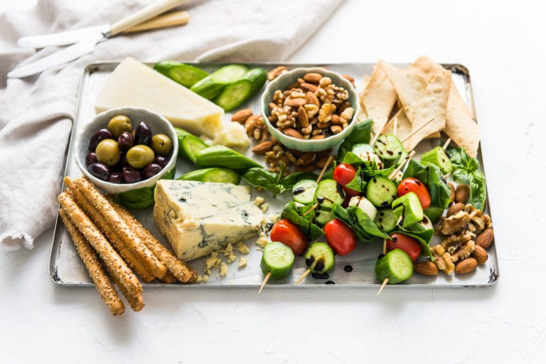 , The Ultimate In Delicious (And Healthy) Platters This Party Season
