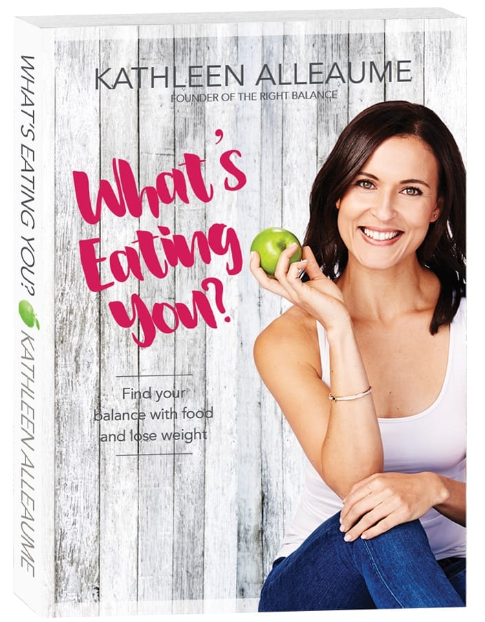 , What's Eating You? Find Balance With Food and Lose Weight